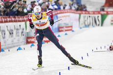 09.02.2019 Lahti, Finland (FIN):Joergen Graabak (NOR) - FIS world cup nordic combined, team sprint HS130/2x7.5km, Lahti (FIN). www.nordicfocus.com. © Modica/NordicFocus. Every downloaded picture is fee-liable.