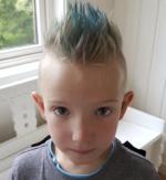 Joakim Mikalsen 6 år