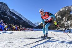 16.02.2019, Cogne, Italy (ITA):Renaud Jay (FRA) - FIS world cup cross-country, individual sprint, Cogne (ITA). www.nordicfocus.com. © Thibaut/NordicFocus. Every downloaded picture is fee-liable.