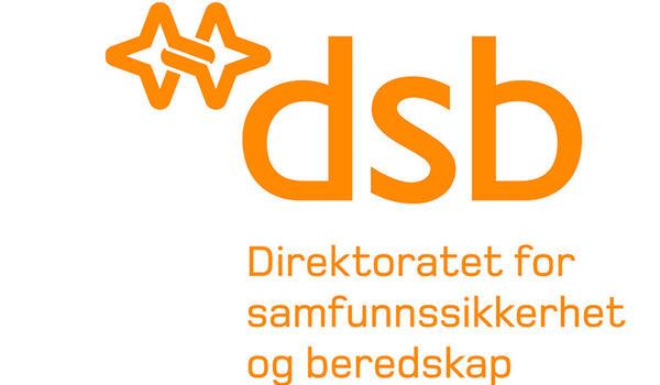 Logo til DSB (Direktoratet for samfunnssikkerhet og beredskap)