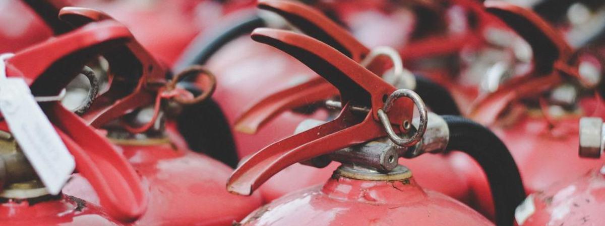 Brannslokkingsapparater