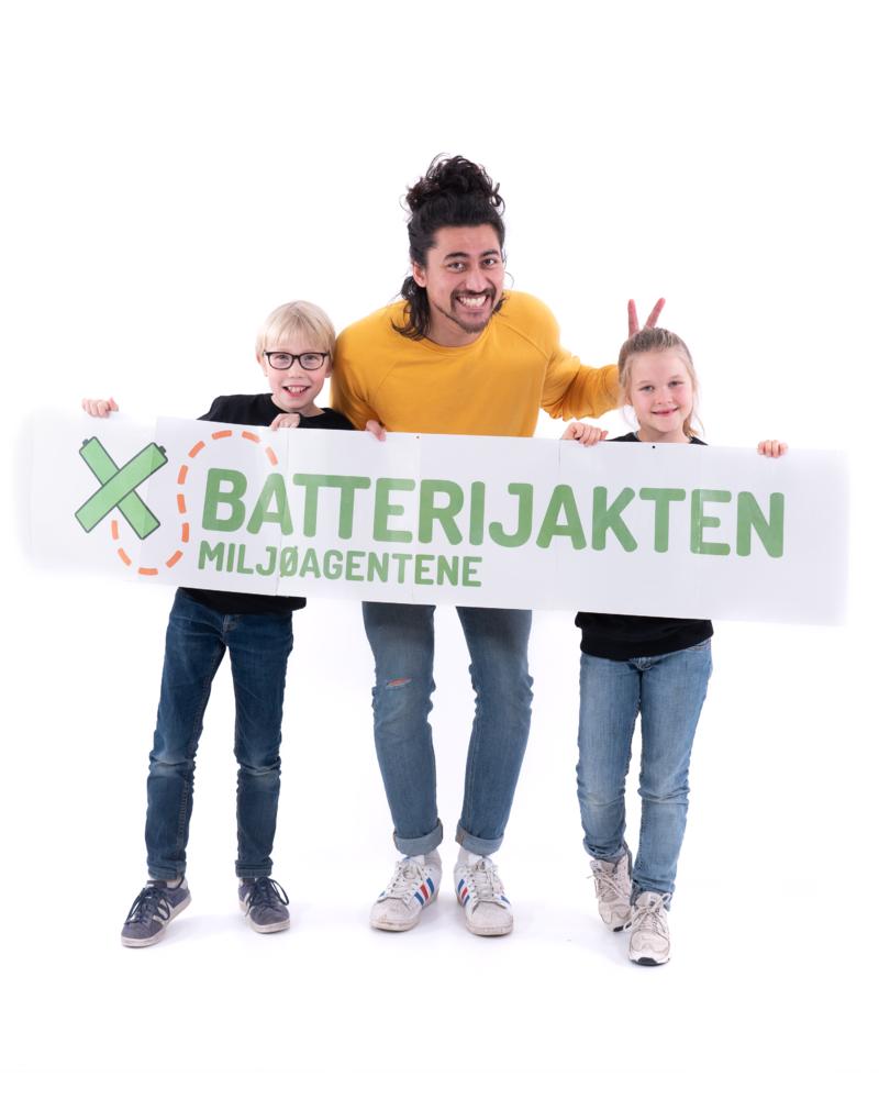 Batterijakten bilde