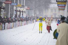 03.03.2019, Mora, Sweden (SWE):Tore Bjoerset Berdal (NOR) - Visma Ski Classics and FIS Marathon Cup Vasaloppet, Mora (SWE). www.nordicfocus.com. © Manzoni/NordicFocus. Every downloaded picture is fee-liable.