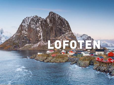 Hamnøy i Lofoten. Foto: Alex Conu / Visitnorway.com