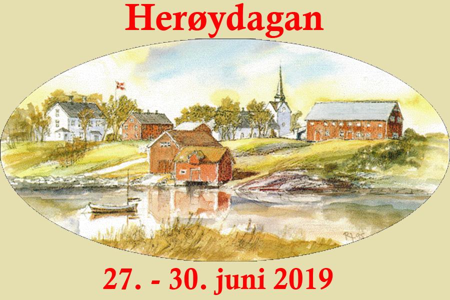 Årsmøte i Herøydagan 2019