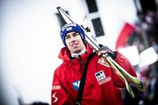 09.03.2019, Oslo, Norway (NOR):Stefan Kraft (AUT), Stefan Kraft (AUT) - FIS world cup ski jumping, team HS134, Oslo (NOR). www.nordicfocus.com. © Modica/NordicFocus. Every downloaded picture is fee-liable.