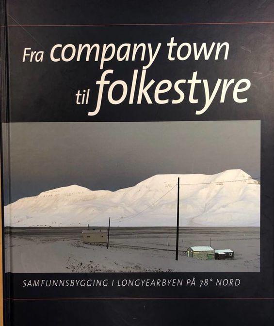 Fra company town til folkestyre BOKFORSIDE