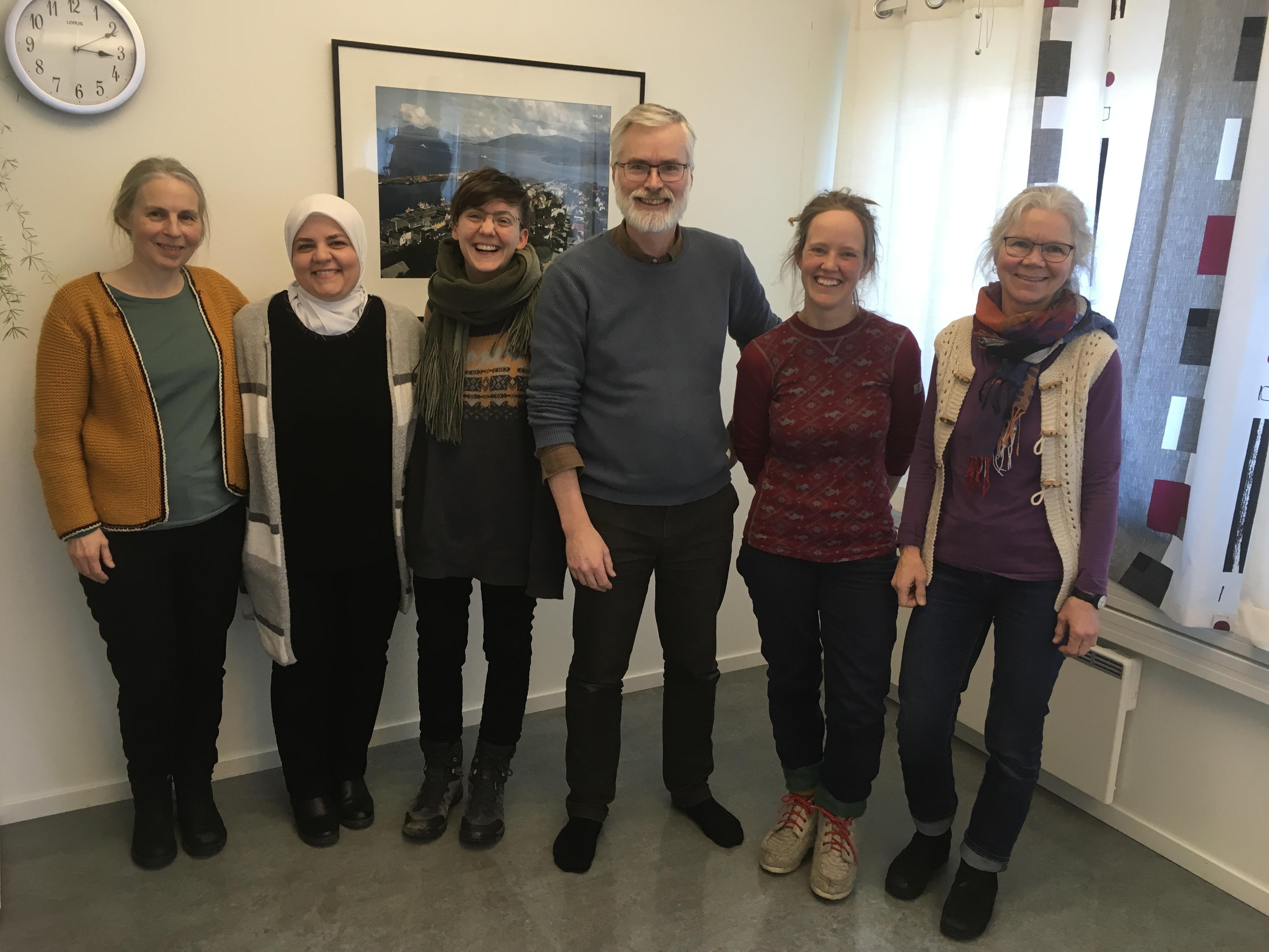 Årsmøte i stiftelsen Peacepainting 2019