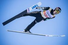 10.03.2019, Oslo, Norway (NOR):Ryoyu Kobayashi (JPN) - FIS world cup ski jumping, individual HS134, Oslo (NOR). www.nordicfocus.com. © Modica/NordicFocus. Every downloaded picture is fee-liable.