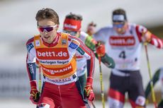 16.03.2019, Schonach, Germany (GER):Jarl Magnus Riiber (NOR) - FIS world cup nordic combined, individual gundersen HS106/10km, Schonach (GER). www.nordicfocus.com. © Thibaut/NordicFocus. Every downloaded picture is fee-liable.