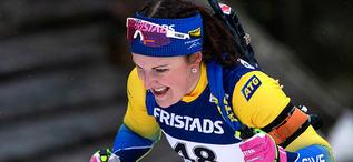 2018-12-01 Biathlon, IBU-Cup 1, Sprint Women - Idre, SWE