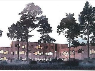 Nye Rustad skole