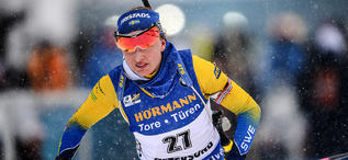 17.03.2019, Oestersund, Sweden (SWE):Linn Persson (SWE) - IBU world championships biathlon, mass women, Oestersund (SWE). www.nordicfocus.com. © Tumashov/NordicFocus. Every downloaded picture is fee-liable.