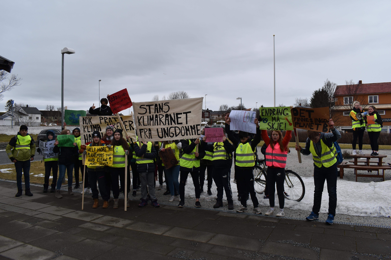 Skolestreik for miljøet_1