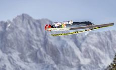 21.03.2019, Planica, Slovenia (SLO): Markus Eisenbichler (GER)- FIS world cup ski flying, qualification individual HS240, Planica (SLO). www.nordicfocus.com. © Nordicfocus/EXPA/JFK. Every downloaded picture is fee-liable.