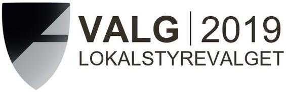 Valglogo lokalstyrevalget 2019