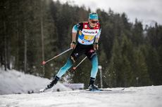 01.03.2019, Seefeld, Austria (AUT):Clement Parisse ((FRA)) - FIS nordic world ski championships, cross-country, 4x10km men, Seefeld (AUT). www.nordicfocus.com. © Modica/NordicFocus. Every downloaded picture is fee-liable.