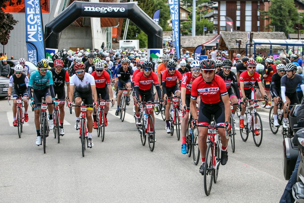 Cyclosportive Calendrier.Time Megeve Mont Blanc 2019 La Cyclosportive Au Cœur Des