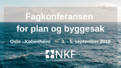 Fagkonferansen for plan og byggesak