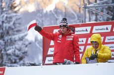 15.12.2018, Engelberg, Switzerland (SUI): Poland head coach Stefan Horngacher - FIS world cup ski jumping, individual HS140, Engelberg (SUI). www.nordicfocus.com. © Rauschendorfer/NordicFocus. Every downloaded picture is fee-liable.