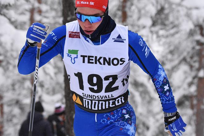ERIC ROSJÖ, IFK Mora vann Grönklittsjakten i helgen, men Filip Danielsson, SK Bore var klart bäst i lördagens tävling. Foto/rights: ROLF ZETTERBERG/kekstock.com