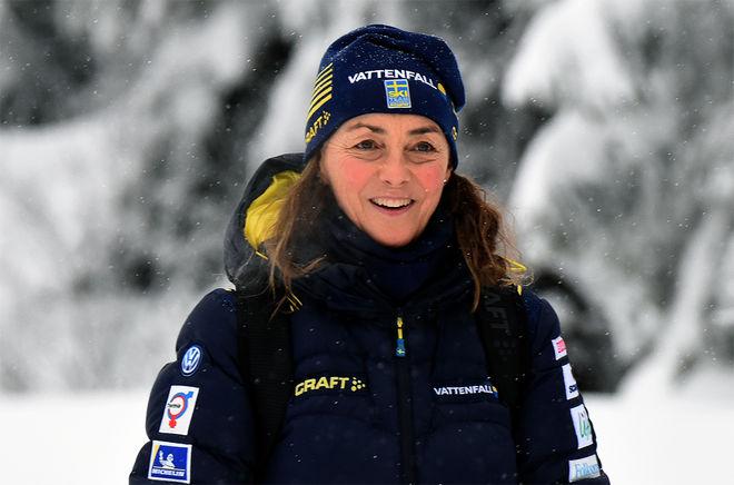 """ANNIKA ZELL avgår efter bara ett år som landslagstränare. """"Det har inte varit optimalt"""", säger hon till SVT. Foto/rights: ROLF ZETTERBERG/kekstock.com"""