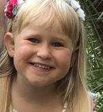 Thea Oline 6 år[1]