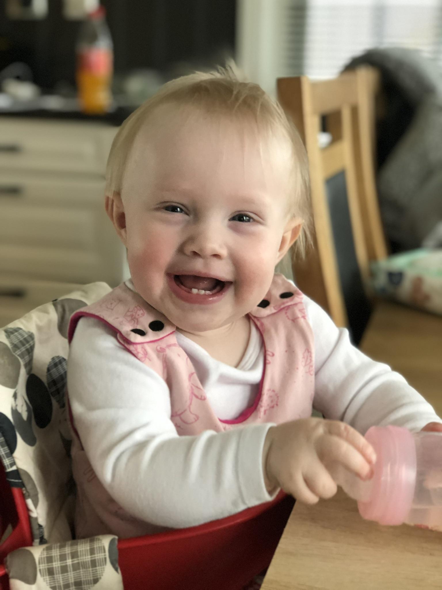Kathinka Thoresen Mikalsen 1 år