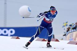 KRISTA PÄRMÄKOSKI ser fram till Helsinki Ski Weeks nästa vinter. Foto/rights: ROLF ZETTERBERG/kekstock.com