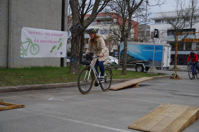 Sykkeldag i Ås 2019