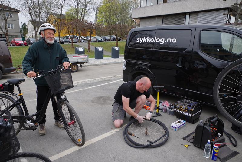 Sykkeldag i Ås