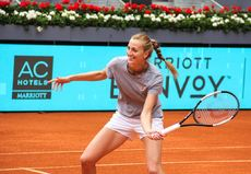 Kvitova Madrid