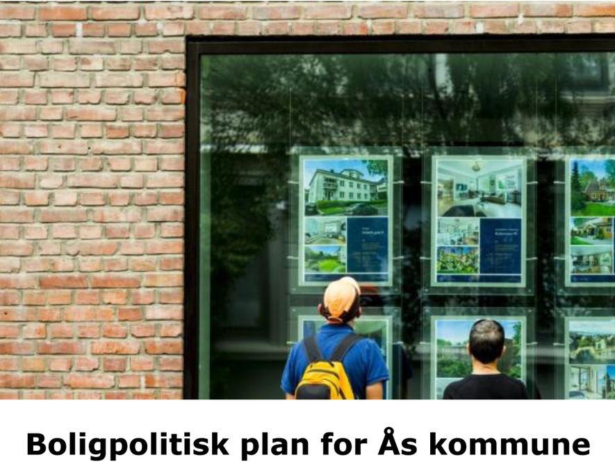 Boligpolitisk plan for Ås forslag pr 03052019 illustrasjonsbilde