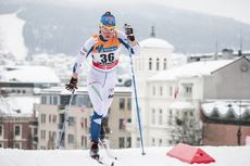 07.03.2018, Drammen, Norway (NOR):Kerttu Niskanen (FIN) - FIS world cup cross-country, individual sprint, Drammen (NOR). www.nordicfocus.com. © Modica/NordicFocus. Every downloaded picture is fee-liable.