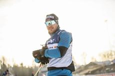25.01.2019, Ulricehamn, Sweden (SWE):Dario Cologna (SUI) - FIS world cup cross-country, training, Ulricehamn (SWE). www.nordicfocus.com. © Modica/NordicFocus. Every downloaded picture is fee-liable.