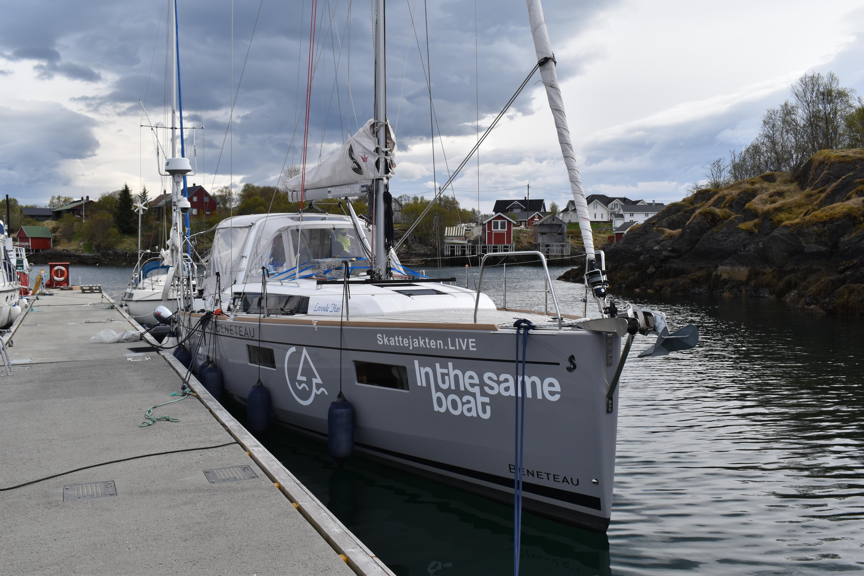 In the same boat_seilbåt