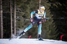 29.12.2018, Toblach, Italy (ITA):Delphine Claudel (FRA ) - FIS world cup cross-country, tour de ski, individual sprint, Toblach (ITA). www.nordicfocus.com. © Modica/NordicFocus. Every downloaded picture is fee-liable.