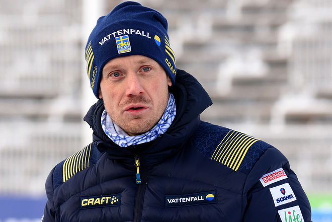 HERRTRÄNAREN Mattias Nilsson och det svenska längdlandslaget åker idag på säsongens första snöläger i norska Sognefjäll. Foto/rights: ROLF ZETTERBERG/kekstock.com