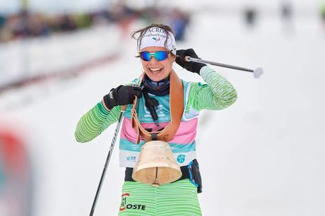10.02.2019, Morez, France (FRA):Anouk Faivre-Picon (FRA) - FIS World Loppet LaTransjurassienne, Morez (FRA). www.nordicfocus.com. © Rauschendorfer/NordicFocus. Every downloaded picture is fee-liable.