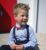 William Fossum 4 år[1]
