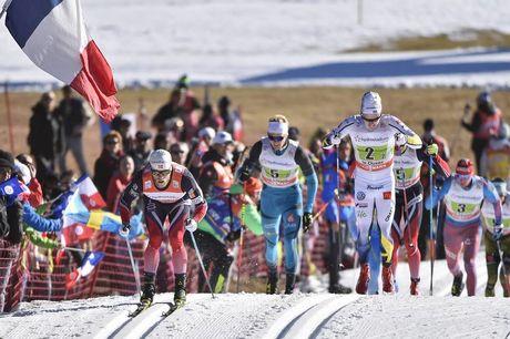 18.12.2016, La Clusaz, France (FRA):Martin Johnsrud Sundby (NOR) - FIS world cup cross-country, 4x7.5km men, La Clusaz (FRA). www.nordicfocus.com. © Thibaut/NordicFocus. Every downloaded picture is fee-liable.