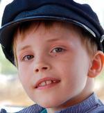 Noah 8 år