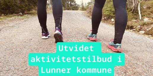 Utvidet aktivitetstilbud i Lunner kommune