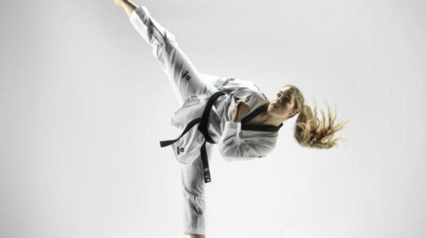 Taekwondo-camp_for_jenter_Taekwondo_-_Norges_Kampsportforbund