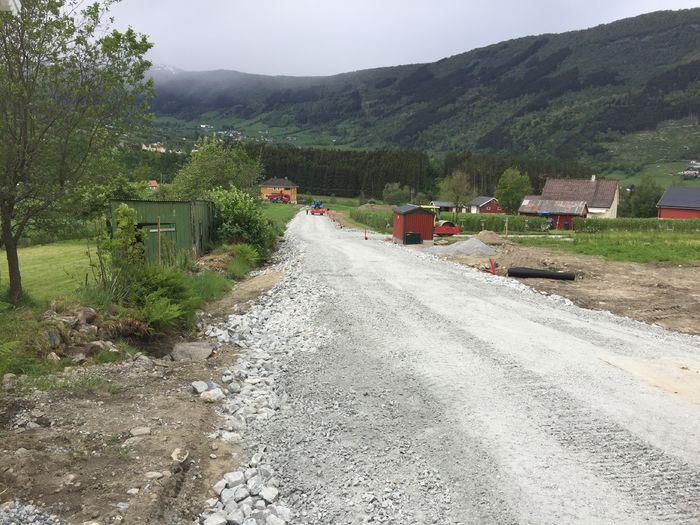 Foto Stadheimsvegen