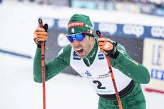 22.03.2019, Quebec, Canada (CAN):Federico Pellegrino (ITA) - FIS world cup cross-country, individual sprint, Quebec (CAN). www.nordicfocus.com. © Modica/NordicFocus. Every downloaded picture is fee-liable.