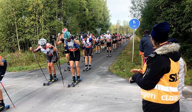 PÅ SÖNDAG är det åter igen dags för det nio mil långa Klarälvsloppet på den gamla banvallen genom Värmland från Uddeholm till Karlstad.