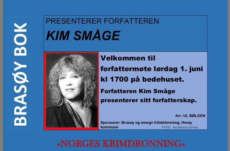 Kim Småge_plakat