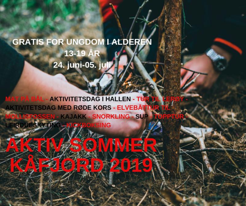 AKTIV SOMMER KÅFJORD 2019 (1)
