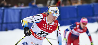 05.01.2016, Oberstdorf, Germany (GER):Evelina Settlin (SWE) - FIS world cup cross-country, tour de ski, individual sprint, Oberstdorf (GER). www.nordicfocus.com. © Felgenhauer/NordicFocus. Every downloaded picture is fee-liable.